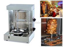 Meat grill machine, meat barbecue machine, gas roast meat machine