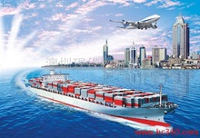Sea Freight from China to World for small cargo ships