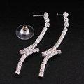 nuovo design arcylic pentagramma orecchino orecchini gioielli