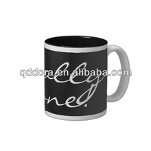 ceramic coffer mugs logo,ceramic travel mug with lid