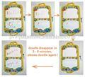 juguetes educativos para niños de juguete del juego de moda pluma de dibujo de la mariposa de las artes y la artesanía