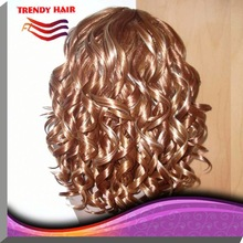 Hair Integration Wigs from Factory