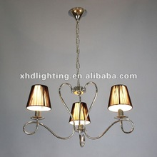 European Rural style living room pendant lamp fabric lampshade/chandelier pendant lighting