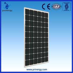 150W 200W Crystal MONO Solar Panel Price