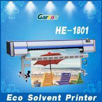 Printing Ceramic Tile Small Eco Solvent Printer