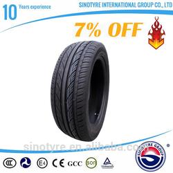 ECE GCC DOT certificated 12inch radial passenger car tires