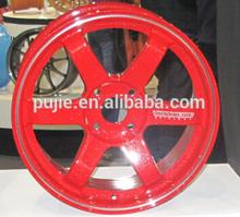 Replica alloy wheel te37