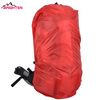 50-70L Waterproof Camping Hiking folable Backpack raincover with small pouch