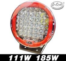 9inch led driving light, 5W CREE ARB Spot Truck 185w car LED Driving Lights