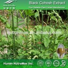 Black Cohosh Extract, Black Cohosh Extract Powder, Black Cohosh PE Triterpene Glycosides 2.5%