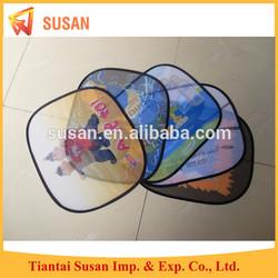 nylon mesh screen printing fabric mesh side car sunshade for child