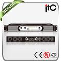 D-1200 digital de áudio classe d 1200w profissional amplificador mosfet