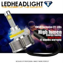 All in one H11 led headlight/cree led motorcycle headlight/3000lm dc 12v-24v h7 led headlihgt