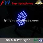 Hot UV LED Par 64 UV Par LED Stage Lightings