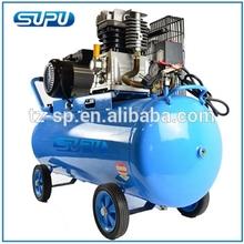 100L 3HP 8bar Piston Italian belt air compressor