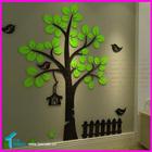 Acrylic Tree Wall Stickers / Wall Decors / Wall Art