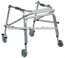 Durable folding baby walker caster