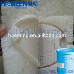 RTV silicone rubber for mold making Liquid RTV Silicone Rubber Raw Material For Molding mould making liquid silicone rubber