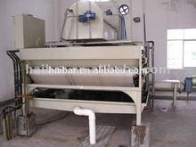 sludge dewatering system for food & beverage sewage treatment HTE-1250