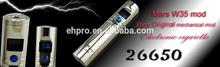 2014 hot sale Mars 35w mod electronic cigarette in stock