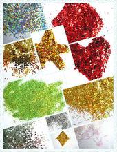 2014 Latest Arrival Various Design crafts glitter powder