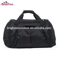 Polyester black traveler Duffel Bag for mens