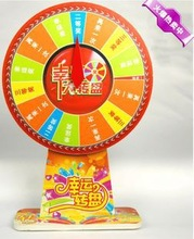 Wheel of Fortune\Lucky Turntable( for lottery\promotion activities)rc bird plane
