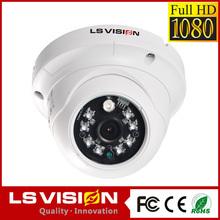 LS VISION ir color save camera cctv security camera installer ir dome surveillance camera
