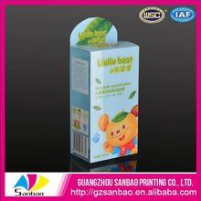 de alta calidad pequeños profesional de la impresión de colores de acetato de cajas de regalo para pakaging