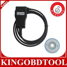 2014 Hot sale Super TOYOTA K+CAN 2.0 Commander 2.0 Toyota K can Commander Toyota OBD2 Diagnostc cable