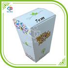 Hot sale 250g white board pocorn chicken packing box