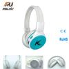 Plastic promotional headphone for heineken with MP3