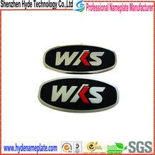 custom die casting fashion ABS emblem for car
