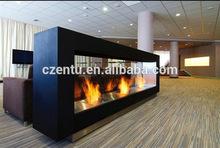 freestanding Bio ethanol fireplace from China manufacturer