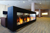 freestanding Bio ethanol fireplace from China manufacturer