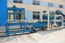 ZS-QT10-15 Low Investment High Profit Automatic Block Making Machine Production Line