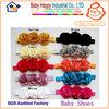 MOQ 100/mix 4color 2014 baby plastic headbands to decorate