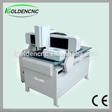 2014 caliente de la venta de publicidad de la máquina del CNC manía torno de metal