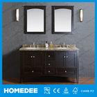 Homedee Curved German Style Bathroom Vanity Home Furniture