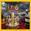 Christmas Mini carousel horse ride for family gardon/kids like Chiristmas mini carousel horse rides