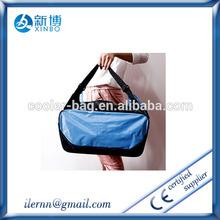 portable and folding ladies' yoga bag