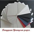 Magic dim. carton gris feuilles top rigide. solide. paper board