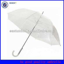 UV protection sun and rain transparent umbrella with good quality