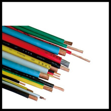 300v single solid electric cable supplier