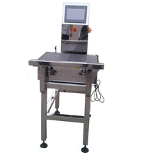 high precision bagging weighing machine ,weigher checker (CE certification ) JZ-W300011