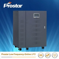 150KVA Online Double Conversion UPS with Wide Input Voltage Range, DC Cold Start Function