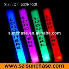 LED STICK,GLOW STICK,LED FOAM STICK,PLASTIC LED FLASHING STICK