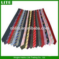 HOT! Men's wool casual tie polyester tie silk tie