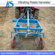 Farm implement single-row potato harvester machine for sale