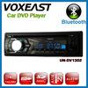 Detachable panel 1 din car DVD CD MP3 player with Bluetoot/USB/SD